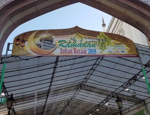 Sultan Mosque Food Bazaar