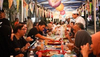 Iftar at Arab Street