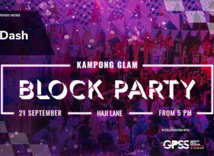 GPSS Precinct Party