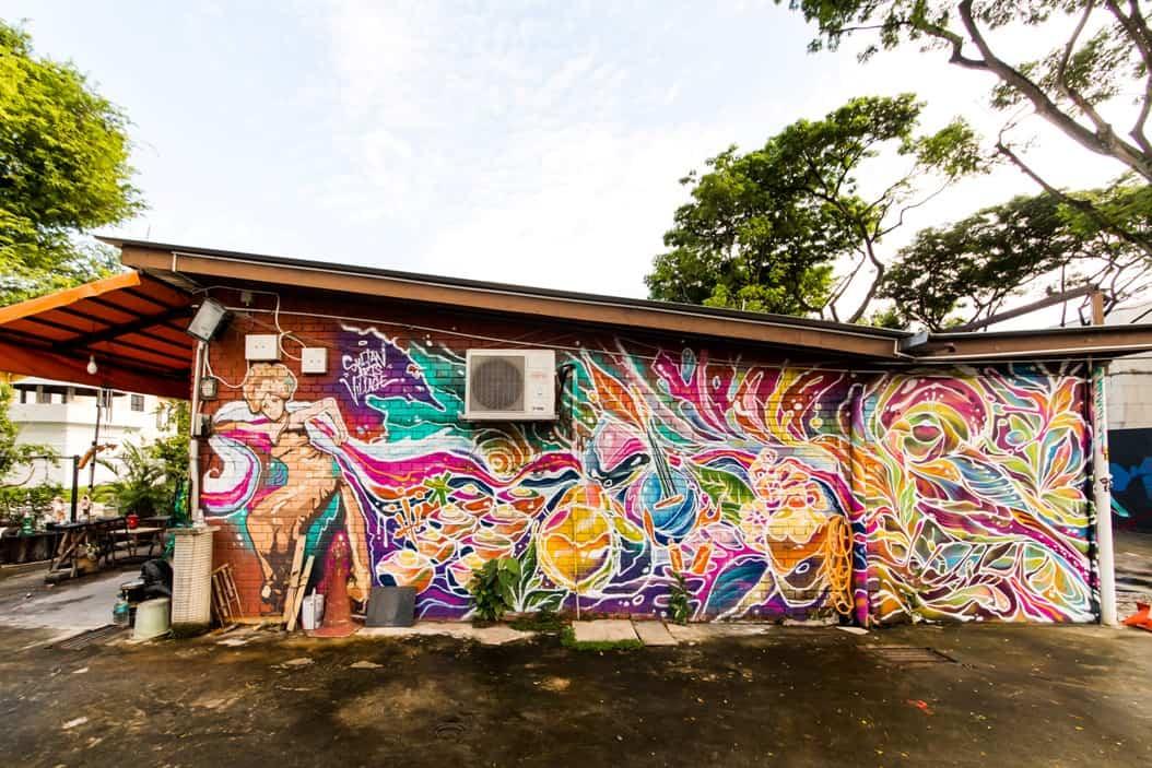 Slacsatu @ Sultan Arts Village
