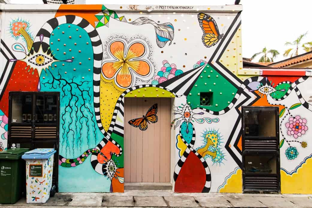 Wall Mural by PrettyFreakyFantasy
