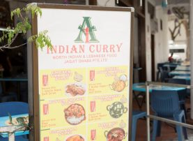 A1 Indian Curry & Falafel Lebanese...