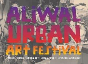 Aliwal Urban Art Festival 2020