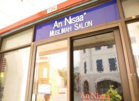 An Nisaaa Muslimah Salon