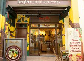Beryl's Chocolate Story