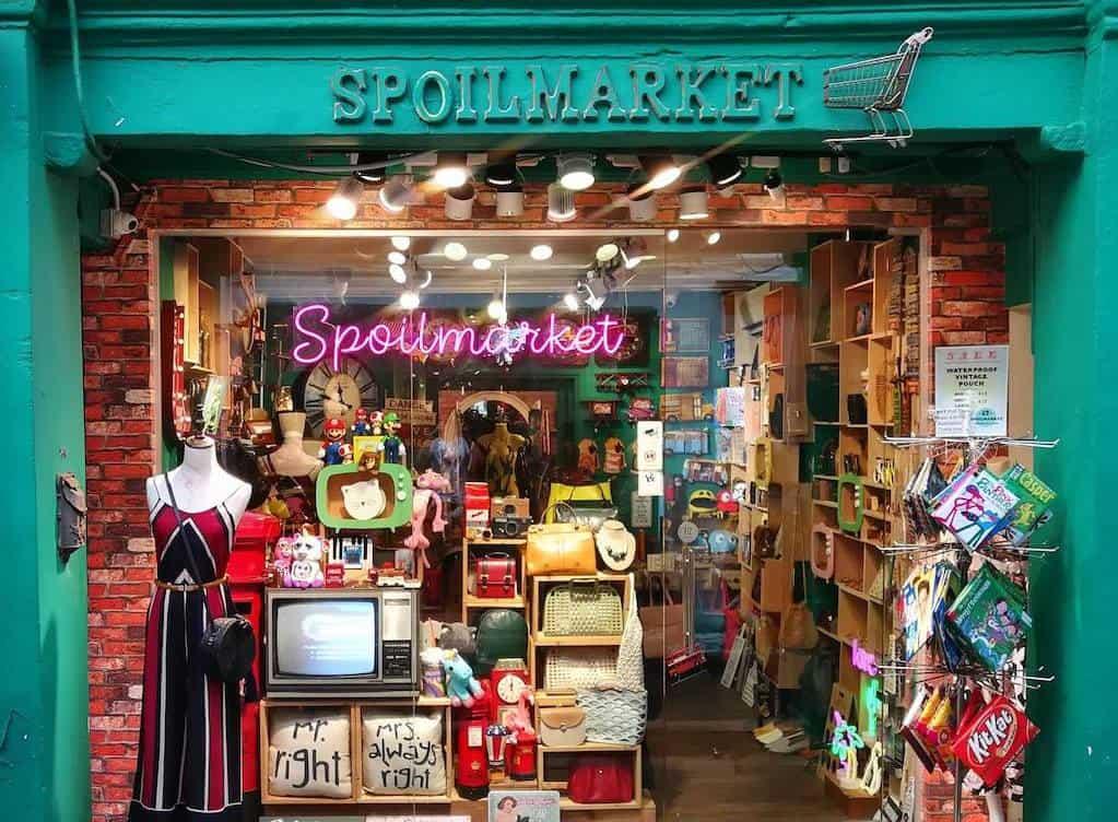 Spoilermarket