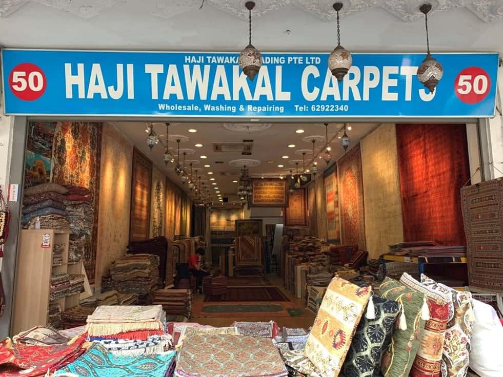 Haji Tawakal Carpets
