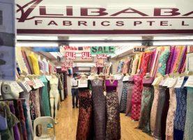 Alibaba Fabrics