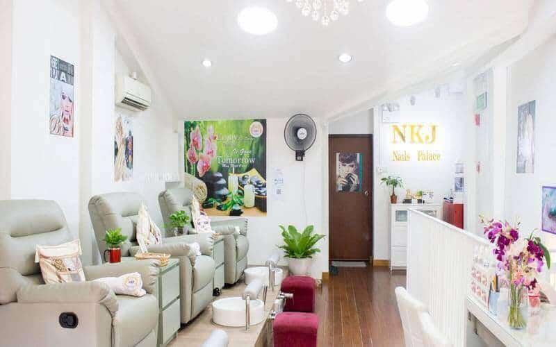 NKJ Nails Palace