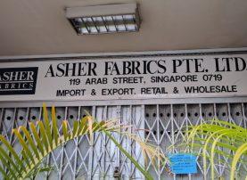 Asher Fabrics