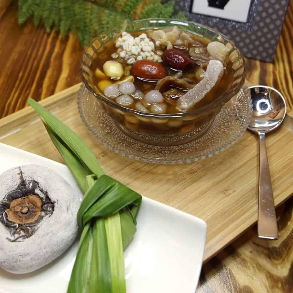 Chowzan Dessert