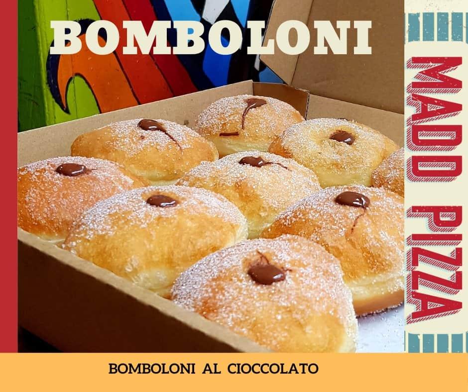 Madd Pizza Bombolini