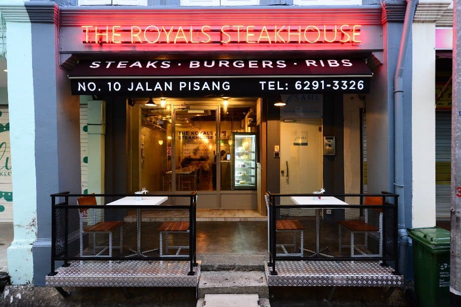 The Royal Steakhouse